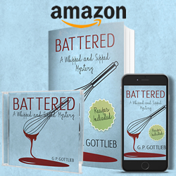 Battered: A Whipped & Sipped Mystery